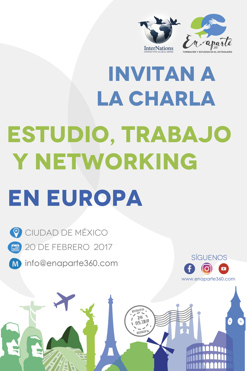Charla para Internations México